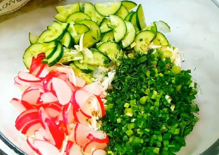 Salat s rediskoj20