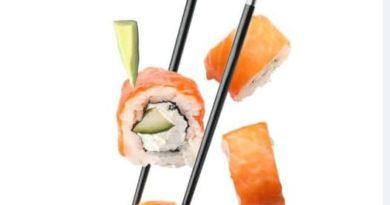 Суши в Сургуте — обзор ресторанов и суши-баров