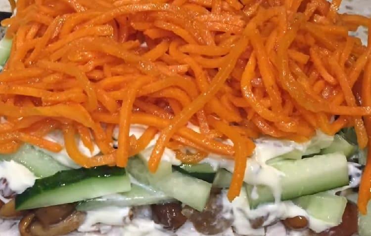 Salat s marinovannymi opjatami35