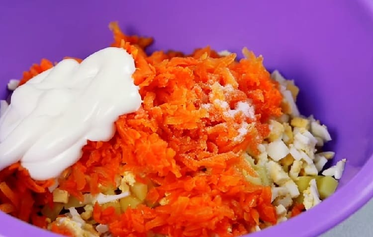 Salat s marinovannymi opjatami9